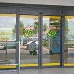 LD porte ad apertura automatica Piemonte Liguria