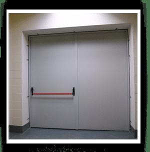 Porte Uscita di sicurezza