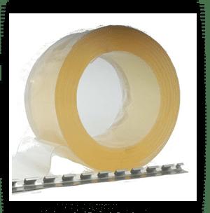 Porte a strisce in PVC Aprisystem