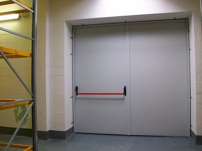 Porte Uscita Di Sicurezza Con Maniglia Antipanico Aprisystem