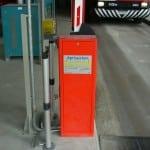 barriera automatica Aprisystem Liguria