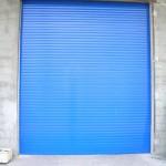Serranda blu Aprisystem Boves