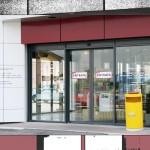 Porta ad apertura automatica Torino
