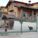 Cancello in ferro moderno Carmagnola