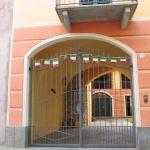 Cancello in ferro per accesso villa Savigliano