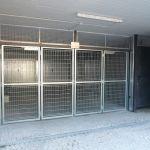 Cancello in ferro a griglie Cuneo